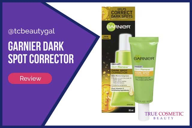 Garnier Dark Spot Corrector Reviews & Information