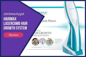 HairMax LaserComb Hair Growth System Review | Does This Thing Work?