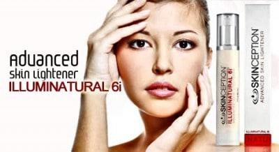 If you want to look more radiant and younger by reducing skin blemishes, dark spots, uneven complexion and you'd like to do something about it, you might consider Illuminatural 6i as a safe and natural alternative to most skin lightening products which contain mercury, hydroquinone, steroids and other harmful chemicals.