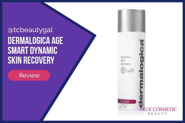 Dermalogica AGE Smart Dynamic Skin Recovery Review