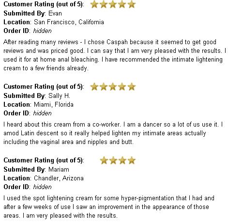 Caspah Reviews