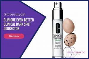 Clinique Dark Spot Corrector – Product Details & Reviews