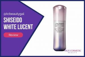 Shiseido White Lucent – Product Info & Reviews