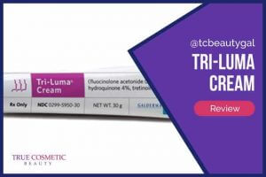 Tri Luma Cream – Product Details and Reviews
