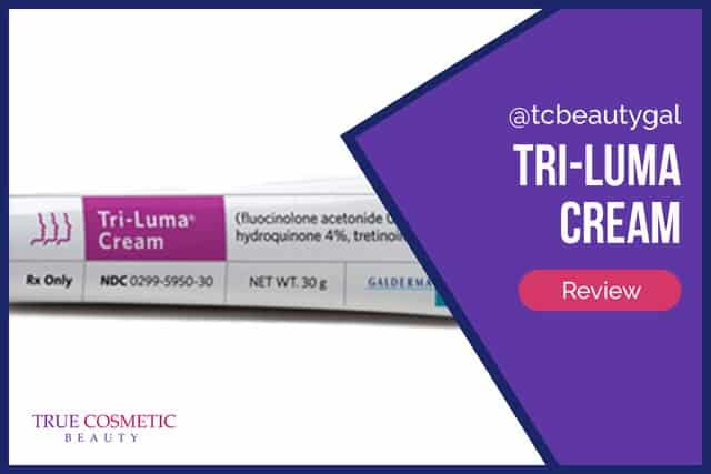 Tri Luma Cream | Product Details and Reviews