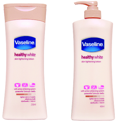 Vaseline Healthy White Skin Lightening Lotion Review