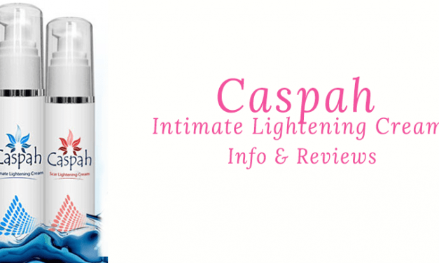 Caspah Intimate Lightening Cream Info & Reviews
