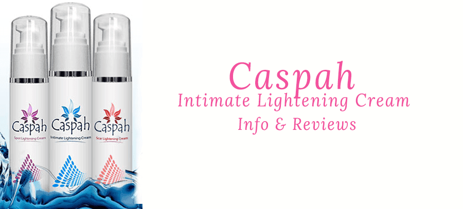 Caspah Intimate Lightening Cream Info & Reviews