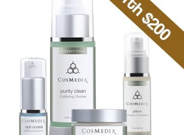 WIN a $200 Cosmedix Prize Package from Beautystoredepot.com!