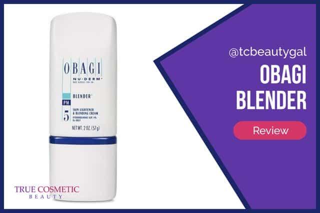 Obagi Blender Review