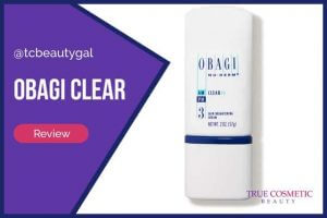 Obagi Clear Review