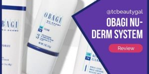 Obagi Nu-Derm System Review