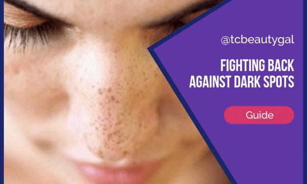 Anti-Aging Secrets: Fighting Back Against Dark Spots