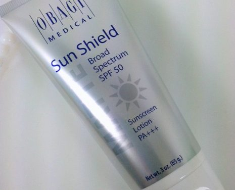 Obagi Sun Shield Sunscreen Review