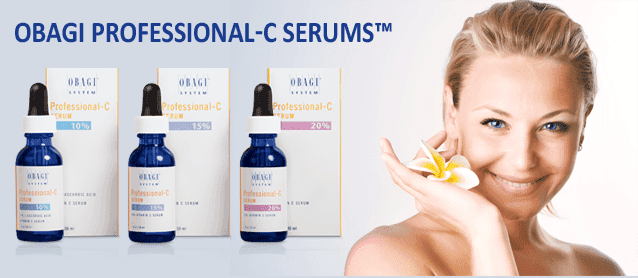 Obagi Vitamin C Serums