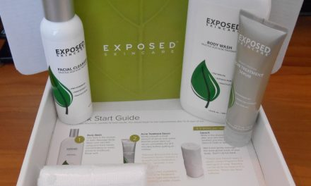 Exposed Skin Care Acne Treatment System Review