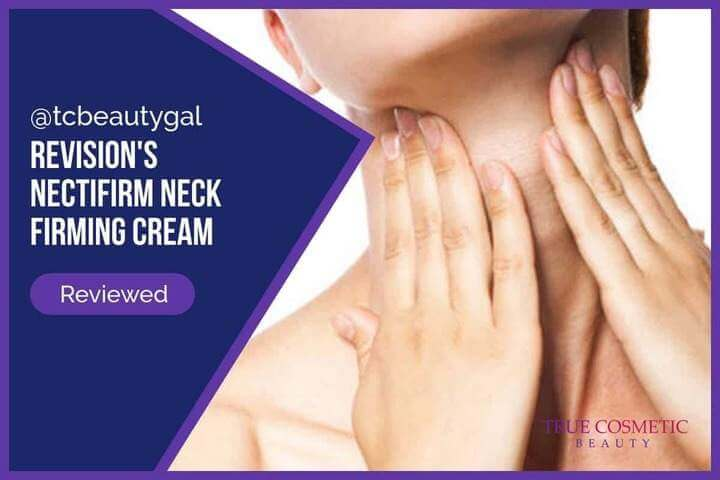 revision nectifirm cream review