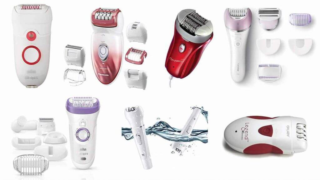 Epilation Devices