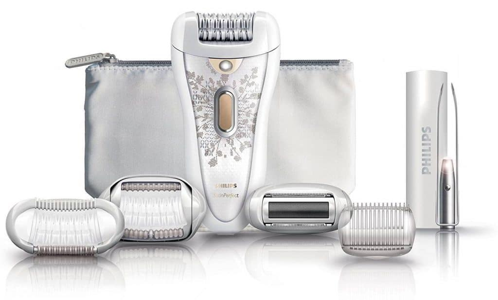 Philips Satin Perfect Deluxe Epilator