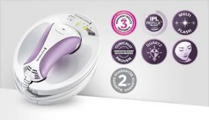 Move Quickly! The Remington iLIGHT Ultra Face and Body Hair Removal System Is on a One Day Sale at Amazon!
