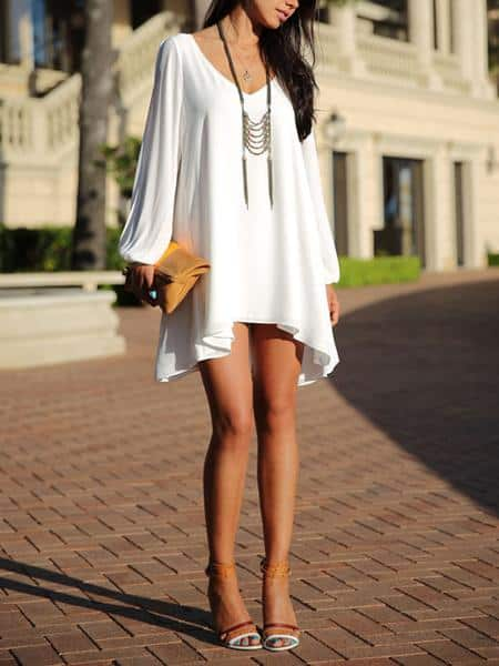 dress-white-tan-body-for-nightout