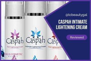 Caspah Intimate Lightening Cream Info & Review