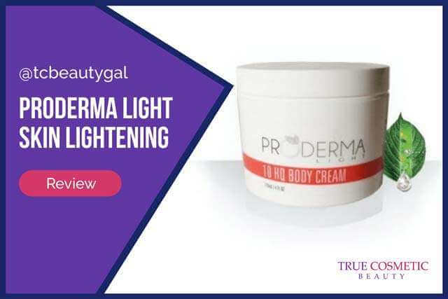ProDerma Light Skin Lightening
