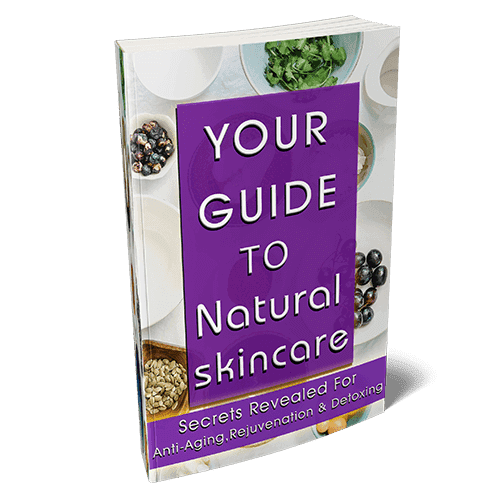 Your Guide to Natural Skincare book cover