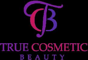 true cosmetic beauty logo